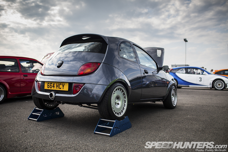 The Ka Cosworth