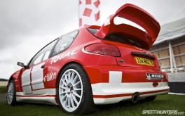 1920x1200 Richard Burns Peugeot 206 WRCPhoto by Jonathan Moore