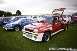 RallyDay at Castle Combe circuit, Saturday 18 August 2012