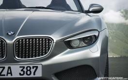 1920x1200 BMW Zagato Roadster nosePhoto courtesy BMW