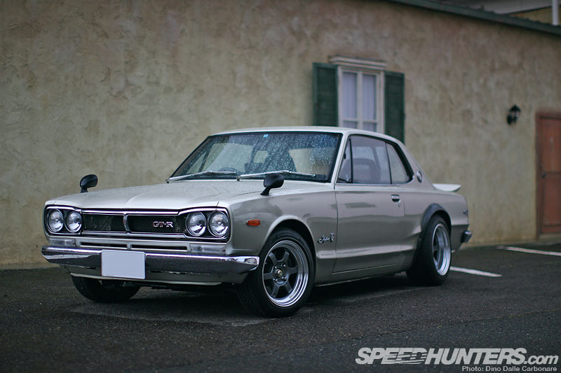 The V8 Hakosuka: Rocky Auto Does It Again