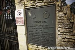 Retro Rides Gathering 2012 at the Prescott Hill Climb, Sunday 19 August2012
