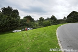 Retro Rides Gathering 2012 at the Prescott Hill Climb, Sunday 19 August 2012