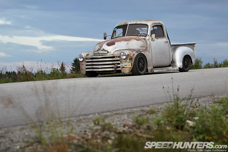 The Drift Truck