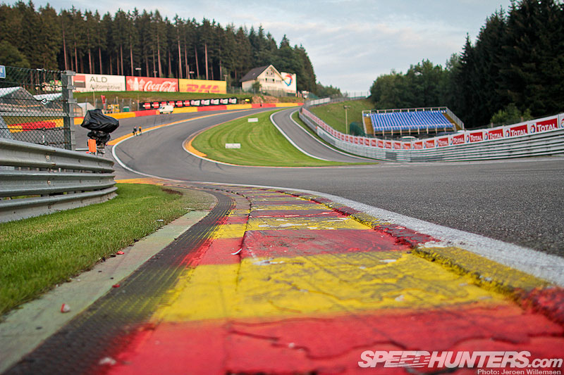 Red water runs deep driving the old spa speedhunters for Old deep house tracks