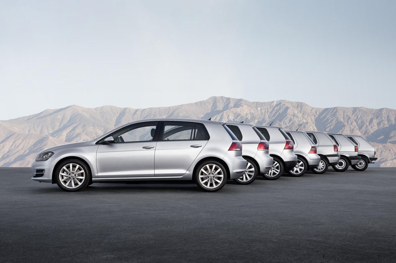 The Golf 7 IsHere