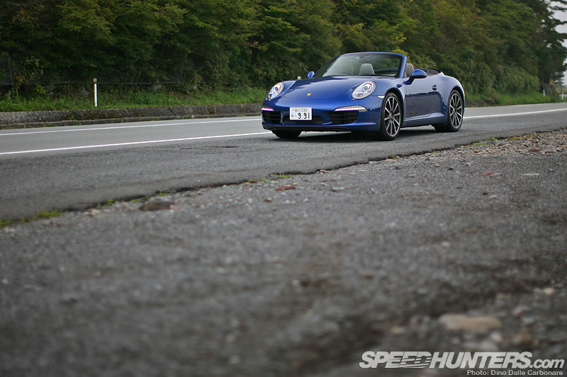 Dream Drive: On The Hakone Turnpike With A 911