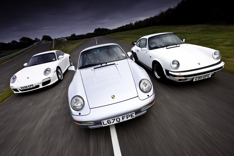 Poll: The Greatest Porsche 911 Generation. CAR FEATURE
