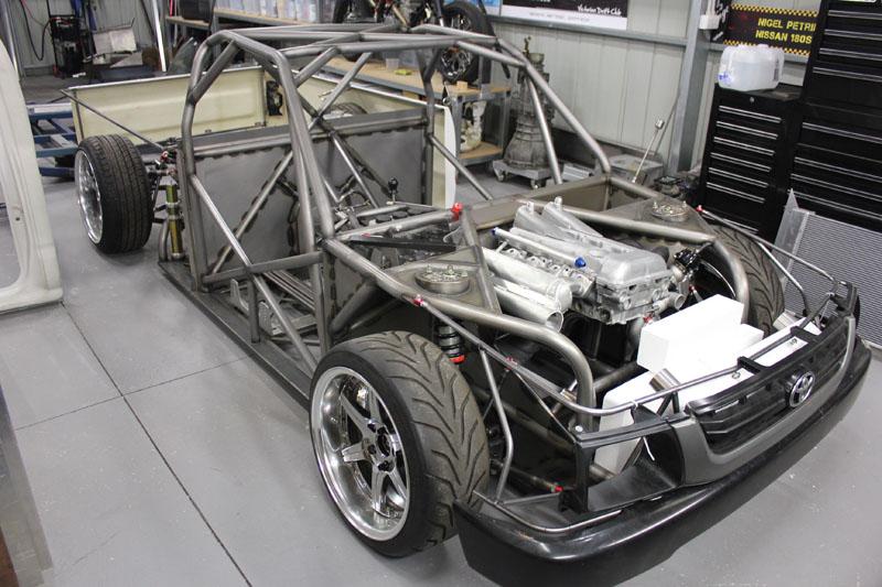 The Engineeredtoslide Drift Hilux Build Pt5 Speedhunters