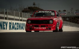 Martin Richards 140Z @ Killarney Raceway, South Africa by Bryn Musselwhite