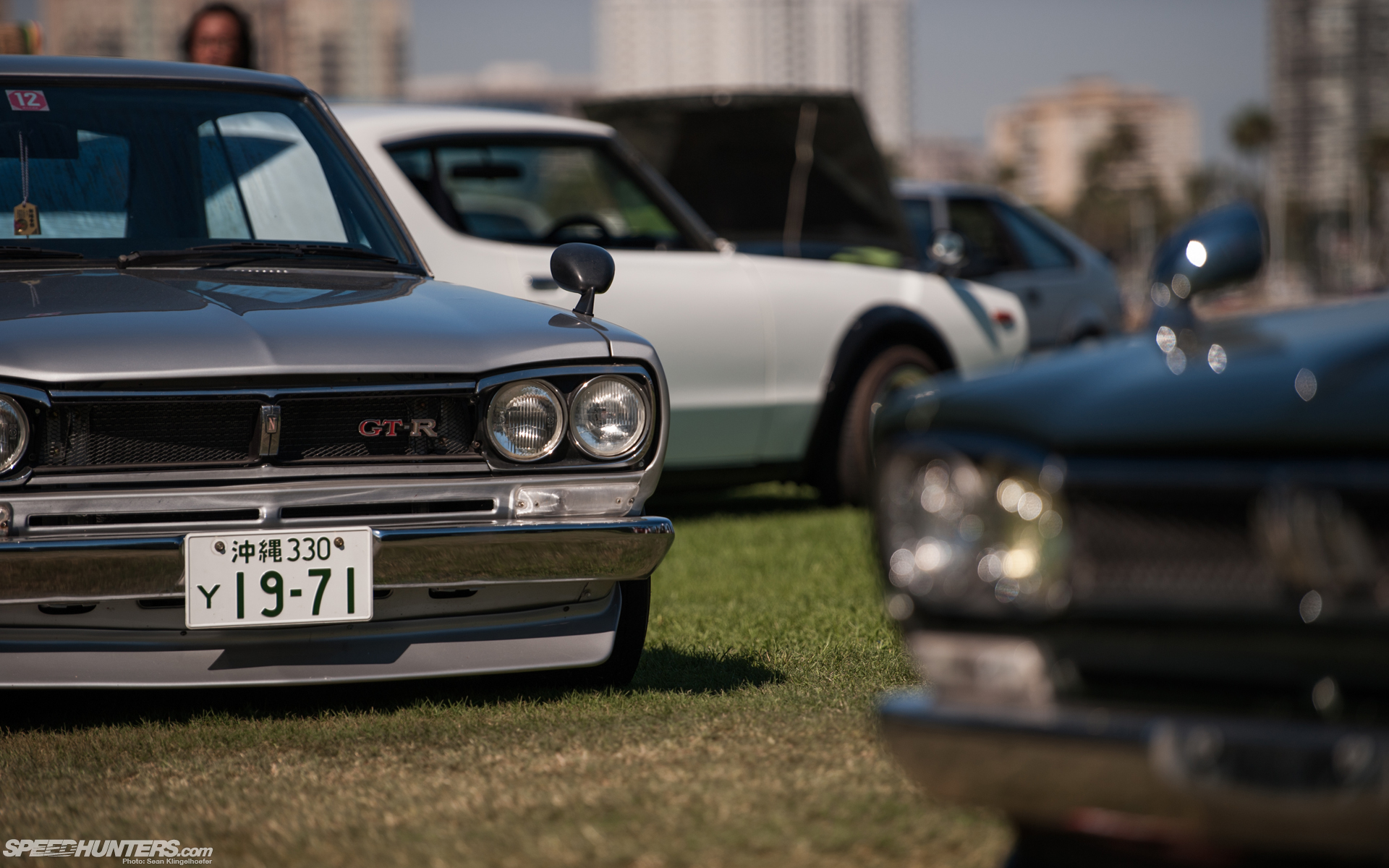Where Old Meets New Japanese Classic Car Show Speedhunters