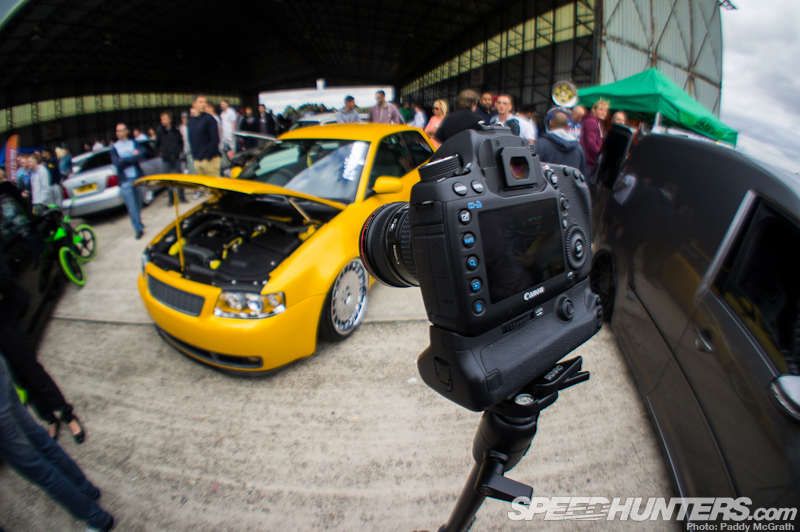 A Day In The Life Of A Car Show Photographer