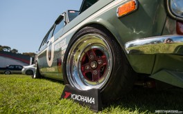 Datsun 510 at JCCS 2012 1920x1200px photo by Sean Klingelhoefer