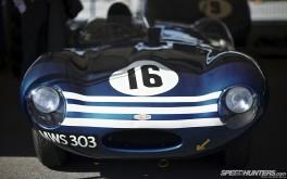 1920x1200 Jaguar D-TypePhoto by Jonathan Moore
