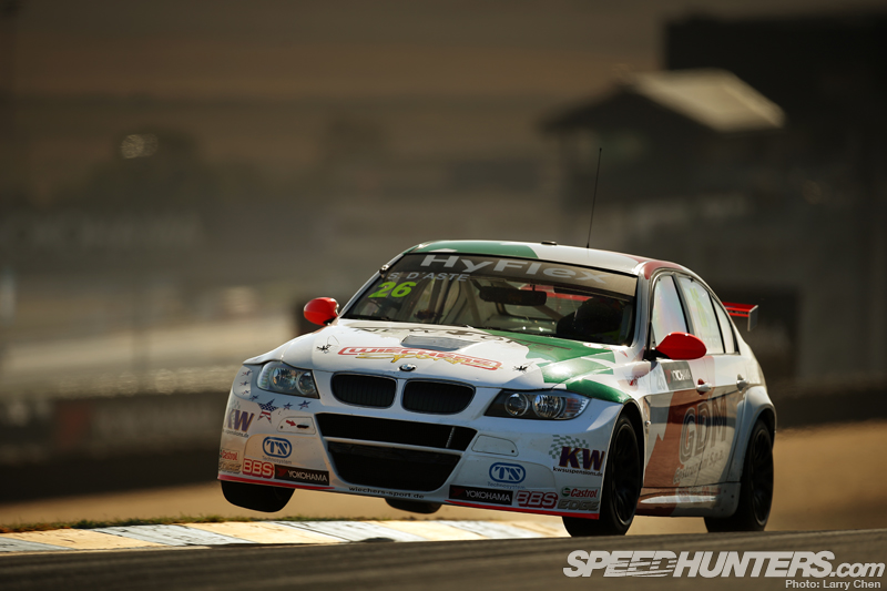 World Touring Car Championship Lands In Sonoma