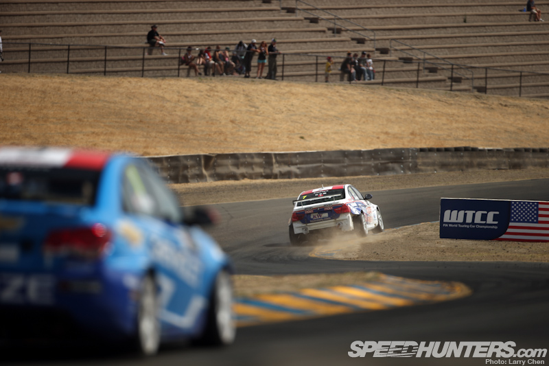 Fia Wtcc: A Weekend With Charles Ng
