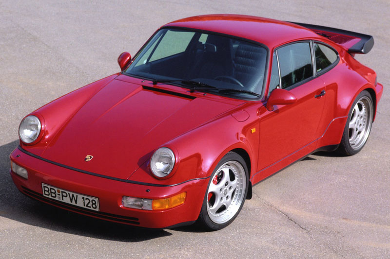 The More Refined, More Tech Laden 964 Models?