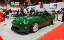 SEMA Show 2012 1920x1200px photo by Sean Klingelhoefer