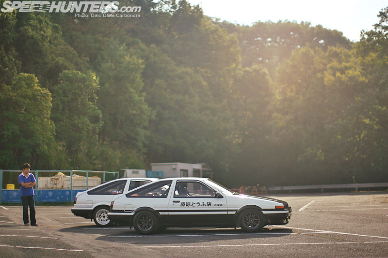Hanging With The Ae86 Guys: Hachirock Festa2012