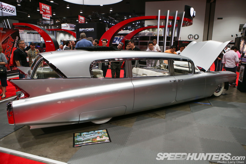 Sema Day Two: Spotlight-o-bonkers