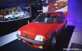 1920x1200 Peugeot 205 GTiPhoto by Jonathan Moore