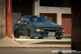 Chaydon Ford AE86 UK