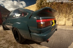 Chaydon Ford AE86 UK-9
