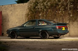 Chaydon Ford AE86 UK Desk 2