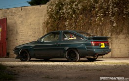 Chaydon Ford's AE 86 Trueno by Bryn Musselwhite
