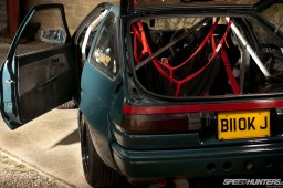 Chaydon Ford AE86 UK Desk 3