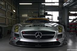 Shift GT300 SLS#4
