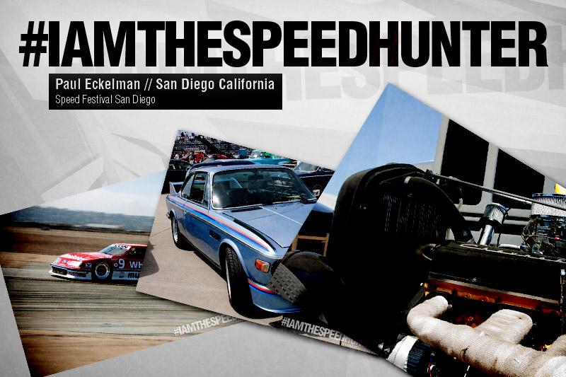 #iamthespeedhunter: Speed Festival, SanDiego