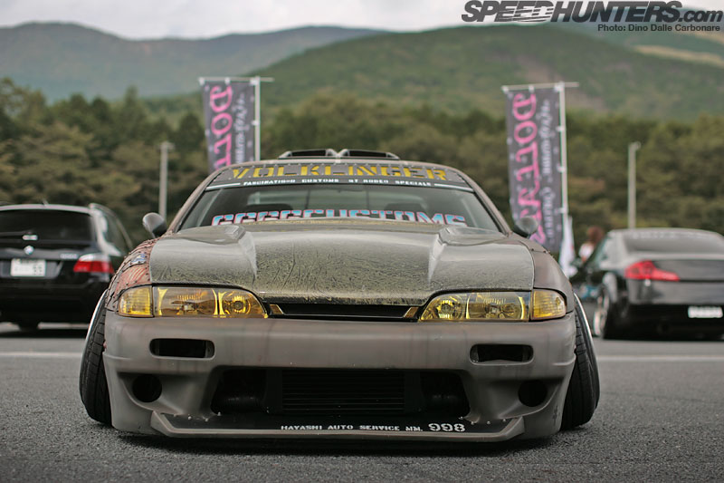 Slammed Society Japan: Spotlight-o-rama