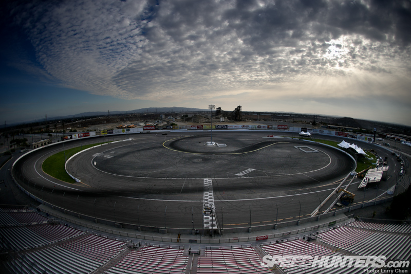 Irwindale Speedway: The House Of Drift