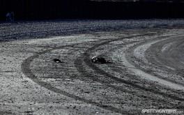 1920x1200 Rudskogen tyre debrisPhoto by Jonathan Moore