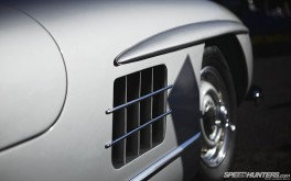 1920x1200 Mercedes-Benz 300SL GullwingPhoto by Jonathan Moore