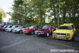 The Brooklands Autumn MotorsportFestival