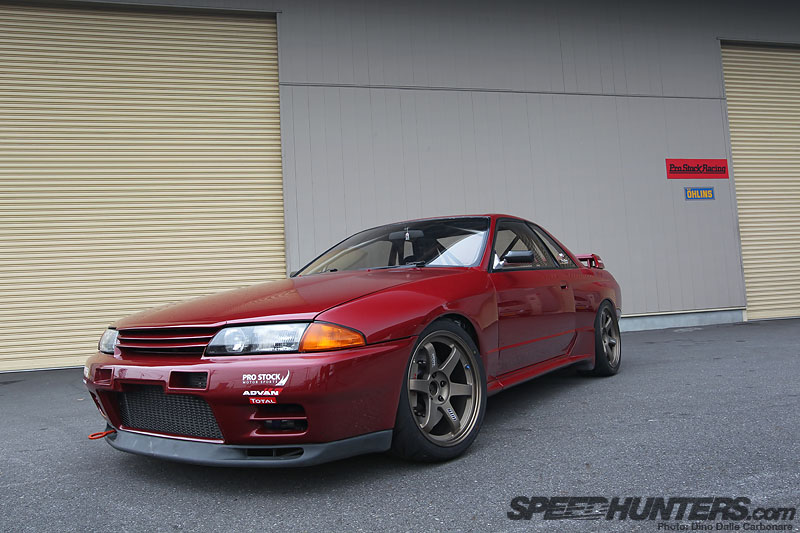 Time Attacker: Pro Stock Racing Skyline Gt-r