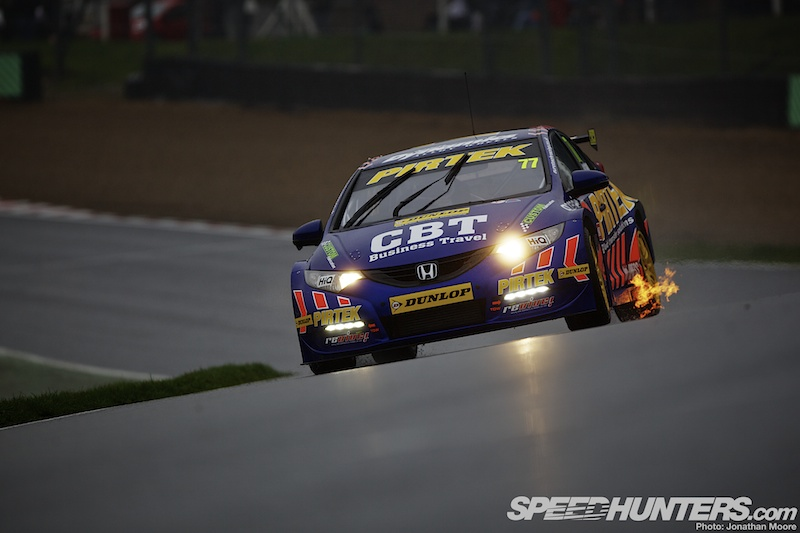 Firing On All Cylinders: The Btcc Finale
