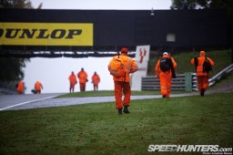 The final round of the 2012 British Touring Car Championship at Brands Hatch inKent
