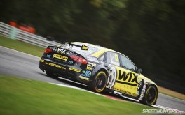 1920x1200 BTCC Rob Austin Racing Audi A4Photo by Jonathan Moore