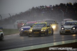 The final round of the 2012 British Touring Car Championship at Brands Hatch in Kent