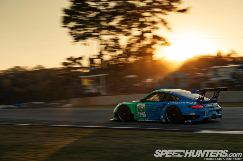 Where All Is Golden, Petit Le Mans 2012