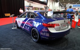 SEMA 2012 OEM Displays - Photo by Mike Garrett