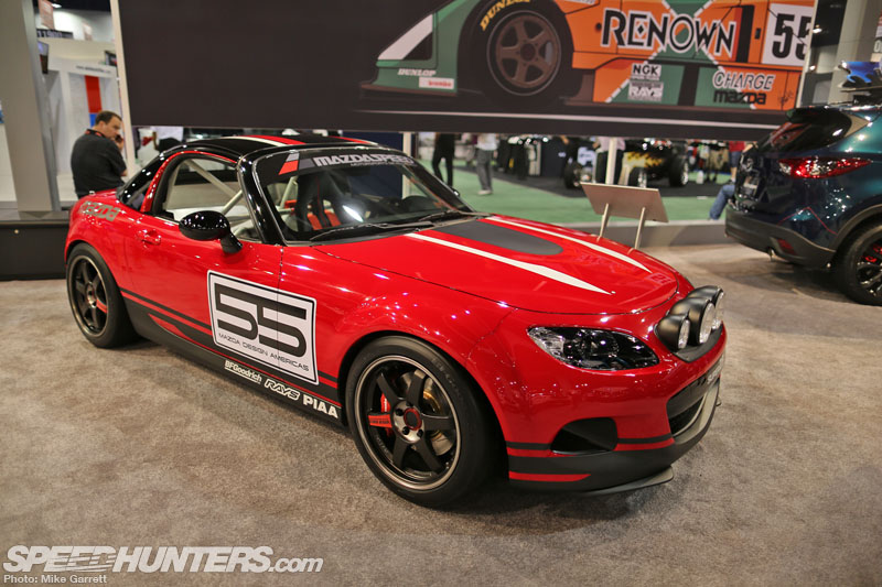 Sema 2012: A Look At The Oems - Speedhunters