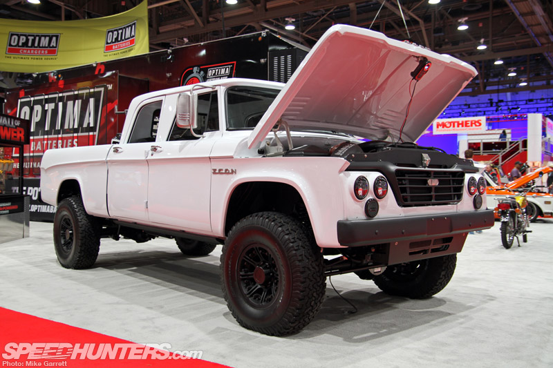 Under The Spotlight @ Sema: Mike's Picks