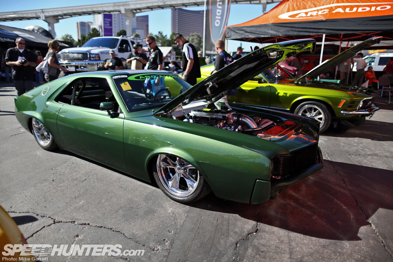 Sema 2012: The Good Old Usa