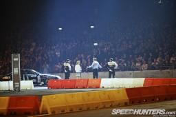 Top Gear Live at the Birmingham NEC, Thursday 25 October2012