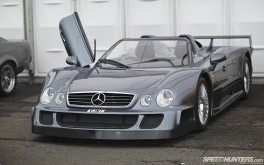 1920x1200 Mercedes CLK GTR RoadsterPhoto by Jonathan Moore