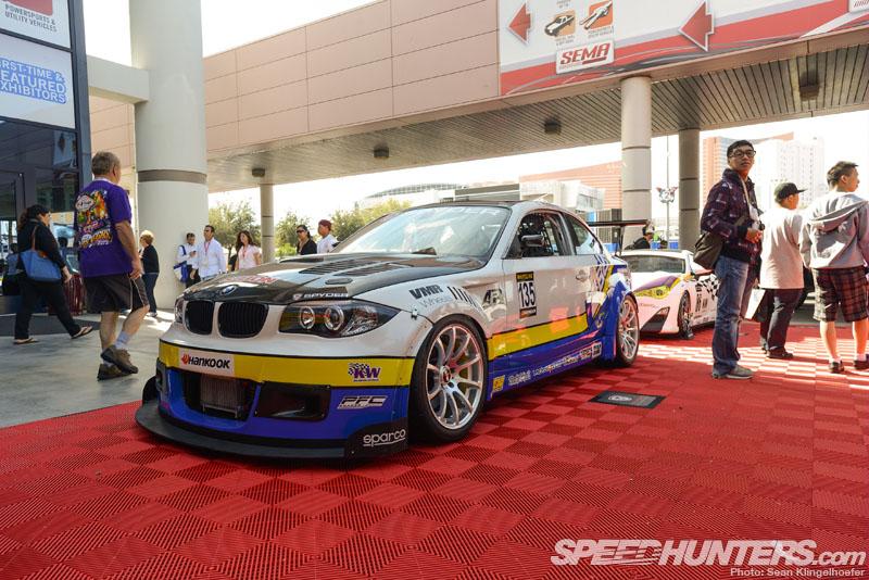 Sema 2012: MotorsportsMachines